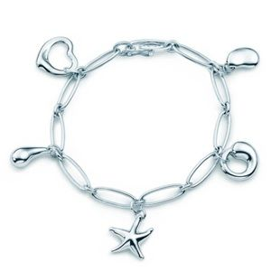 AUTHENTIC Tiffany & Co. Charm Bracelet
